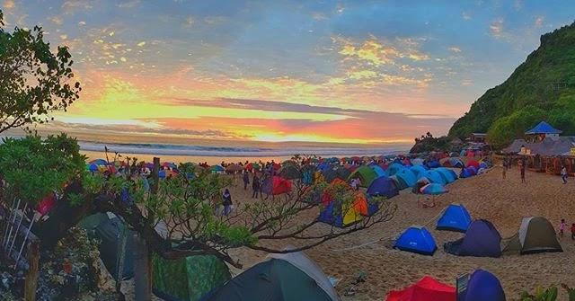 Pantai Pok Tunggal - Foto @achmad16jufriyanto