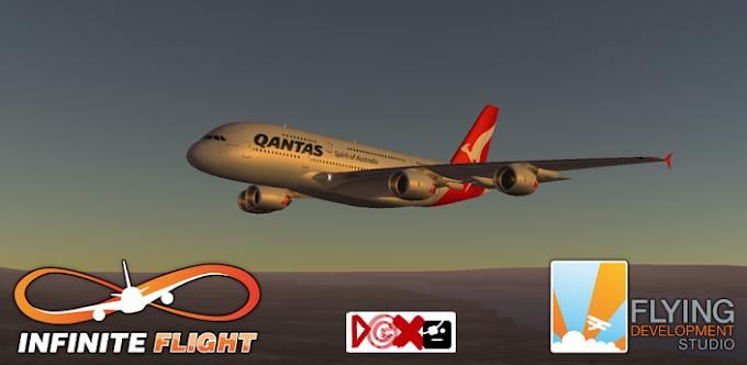 Infinite Flight Simulator MOD Dinero infinito v19.01.2