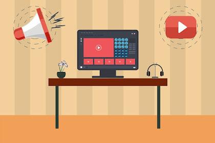 Aplikasi Edit Video Vlog di Hp dan Laptop Gratis