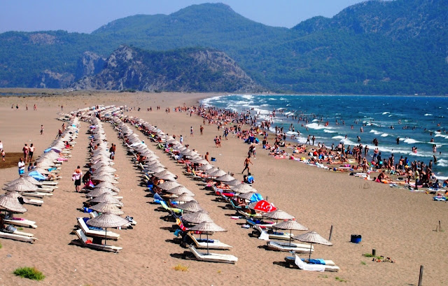 Iztuzu beach Turkey