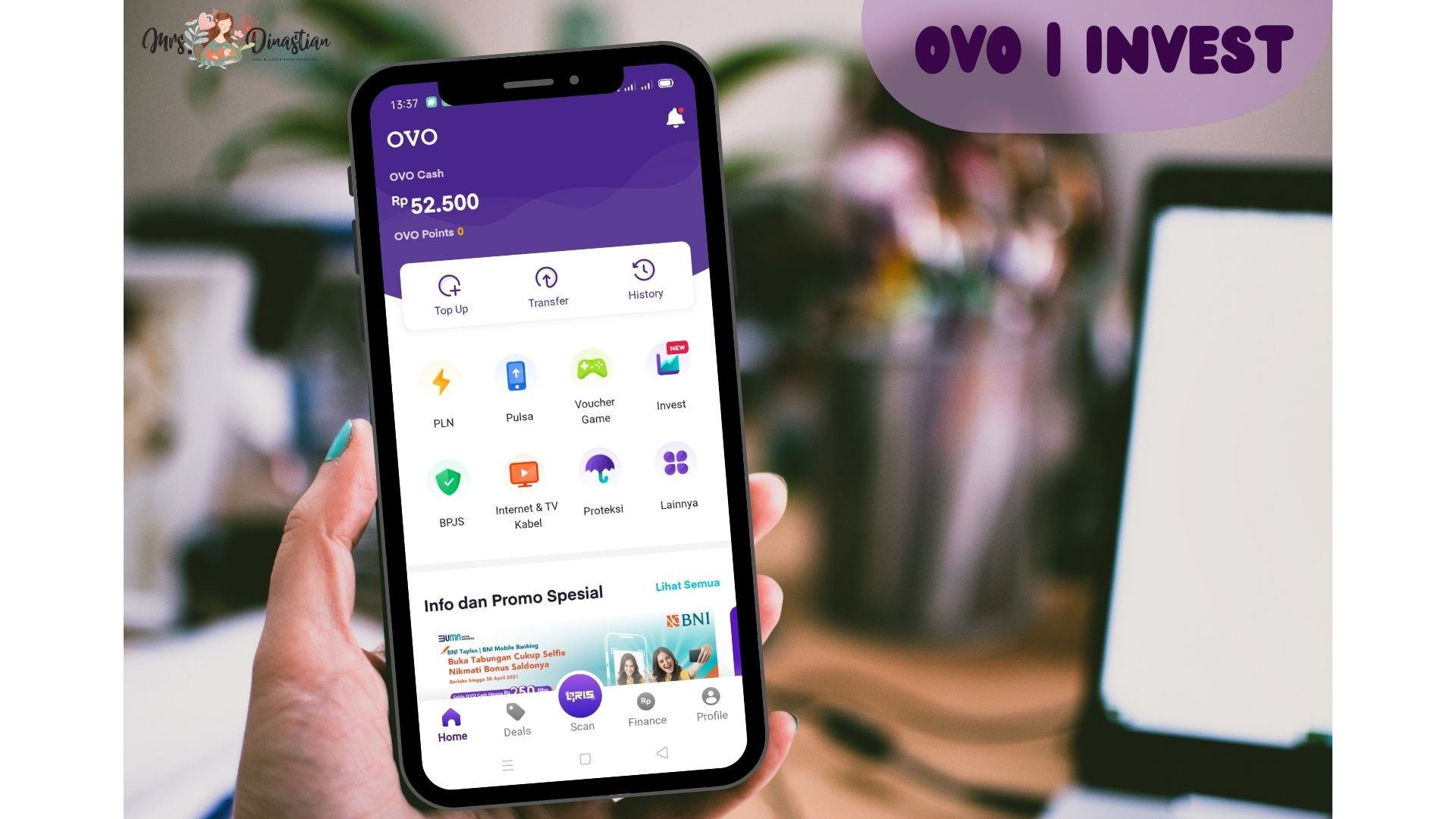 OVO | Invest