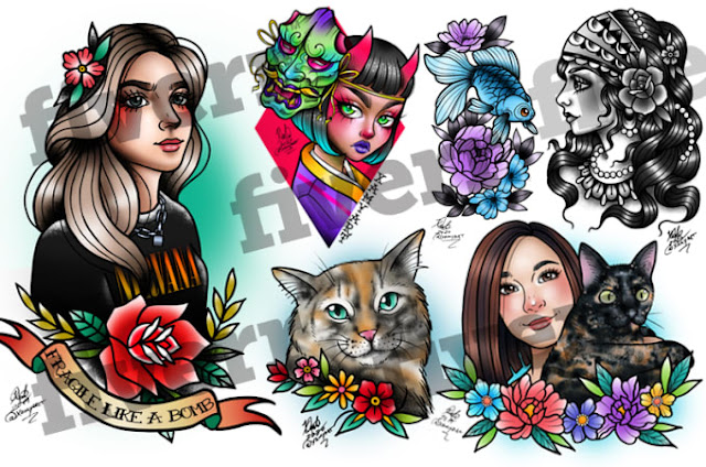 Traditional and neo traditional tattoo designs for you - mantis tattoo - sergio ramos tattoos