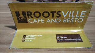 Ghost Walk Dan Nasi Goreng Teriyaki Ala Roots Ville