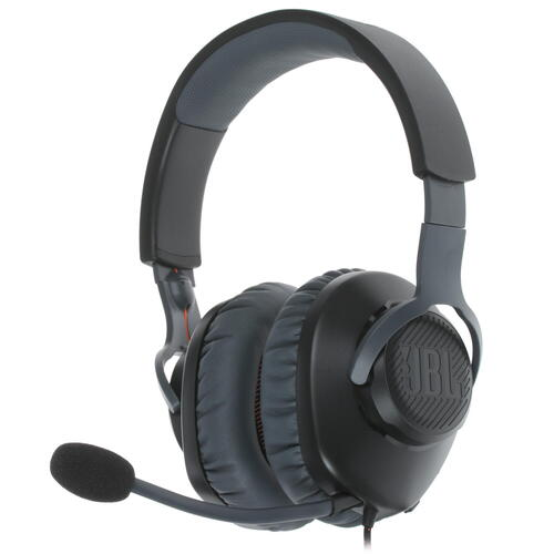 Wired headphones JBL QUANTUM 100 black