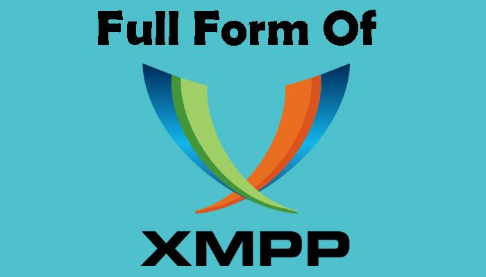 XMPP full form in Hindi