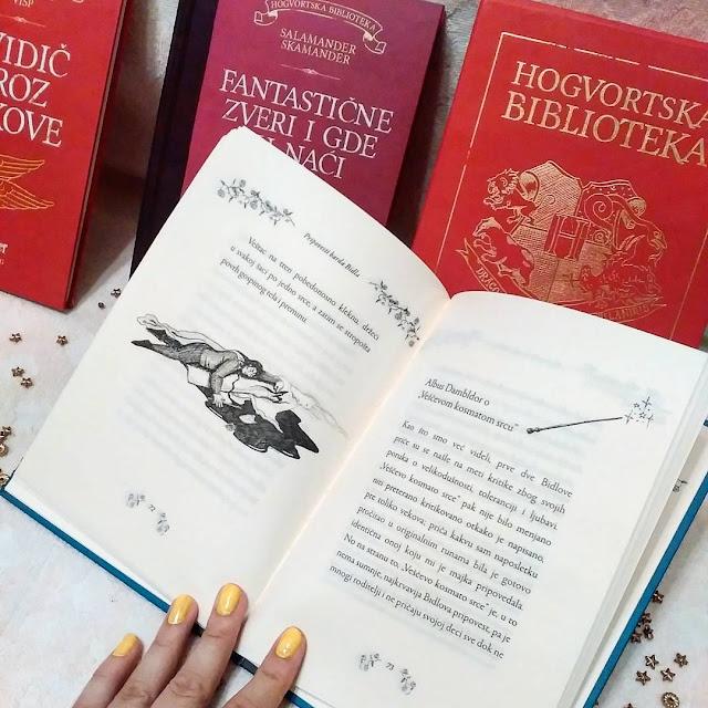 Pripovesti Barda Bidla - Hogvortska bibilioteka