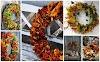 Πως θα φτιάξετε τα πιο εύκολα Φθινοπωρινά Στεφάνια
