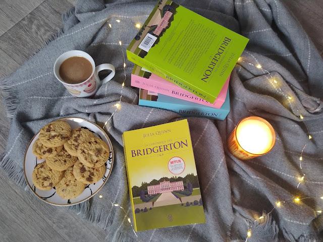 Saga livre chronique des Bridgerton