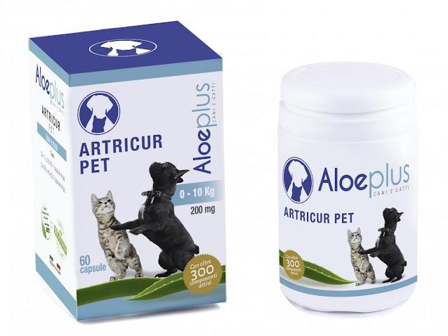 Artricur Pet Cani e gatti da 0 a 10 KG