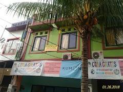 Disewakan Ruangan Lantai 2  Lokasi Strategis Pinggir Jalan Raya di Ciputat