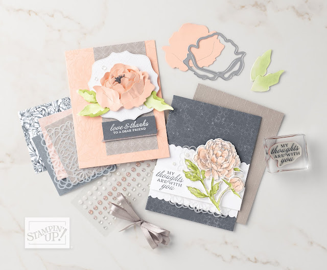 peony garden suite 2020 2021 stampin' up! annual catalog nicole steele the joyful stamper independent stampin' up! demonstrator