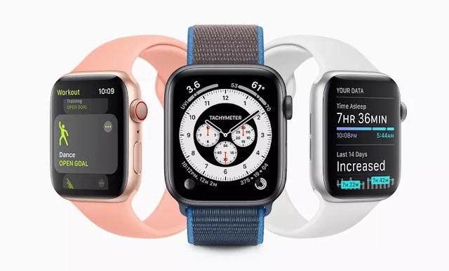 آبل تطلق الإصدار التجريبي الثاني من مطور watchOS 7