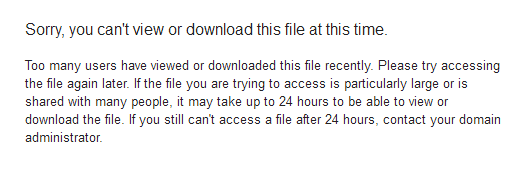 Google Drive adalah salah satu layanan yang disediakan oleh Google yang  memungkinkan pen Google Drive Kena Limit? Ini Cara Mengatasinya