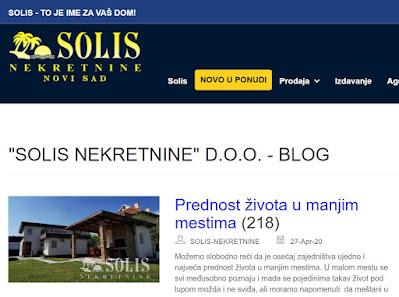 Agencija za nekretnine blog