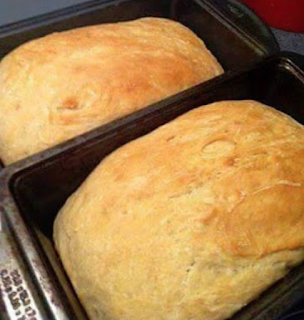 An Easy Homemade Bread Recipe -- Just Five Ingredients