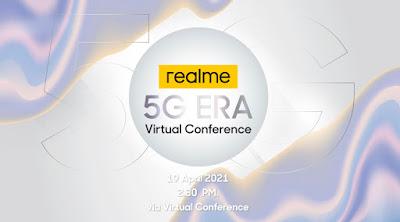 realme ผนึกกำลังผู้นำแห่งยุค 5G ในงาน realme 5G ERA Virtual Conference ตอกย้ำแนวคิดพัฒนาเทคโนโลยีอย่างก้าวกระโดดเพื่อคนรุ่นใหม่