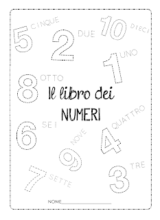 La maestra linda il libro dei numeri for Maestra nella il libro dei colori