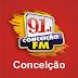 91.1 CONCEIÇÃO FM - Conceição / PB