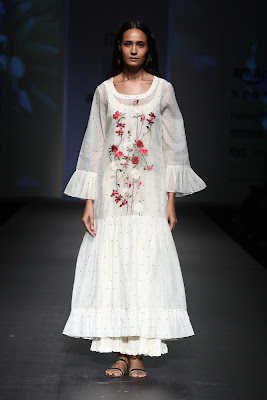 Amazon India Fashion Week (SS'18):Designer Pratimaa Pandey Collections