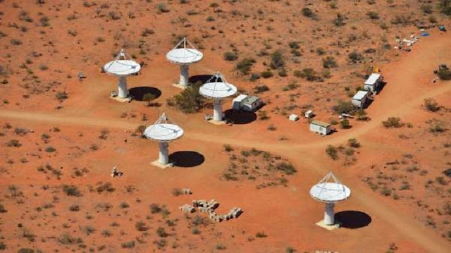 "ASKAP test finds ""monster"" black hole"