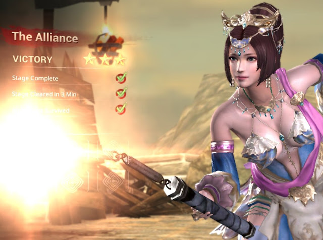 Dynasty Warriors: Unleashed hands on