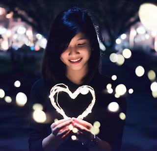 girl Heart & Love DP 2019