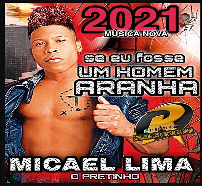 MICAEL LIMA O PRETINHO CD 2021 -MUSICAS NOVAS