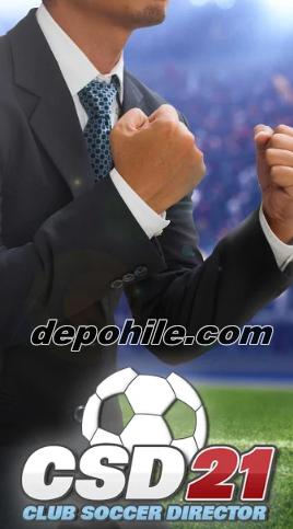 Club Soccer Director 2021 v1.2.1 Para Hileli Apk İndir