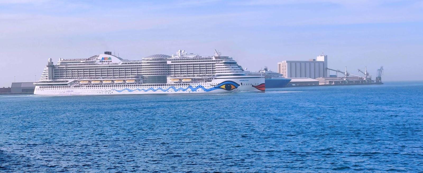 aida prima , aida cruises , cruise vessel