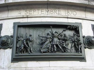 """Monument du """"4 septembre 1870"""""""