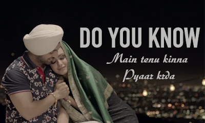 DO YOU KNOW LYRICS - Diljit Dosanjh New Song 2017