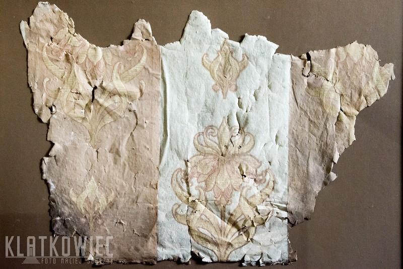 Sopot: secesyjny fragment tapety