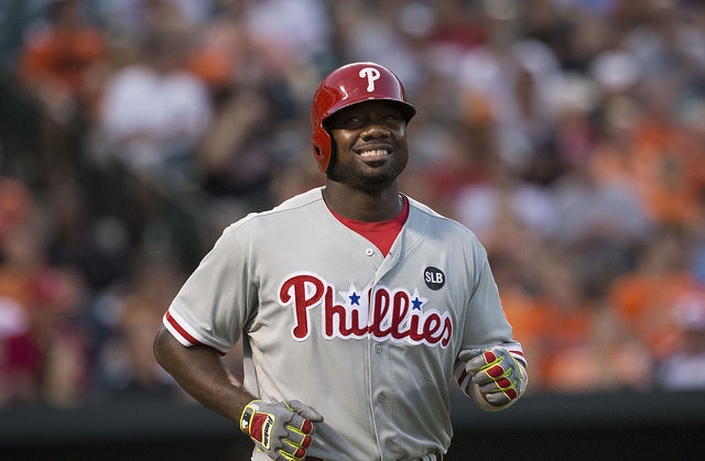 Ryan Howard Philadelphia Phillies Fantasy Baseball