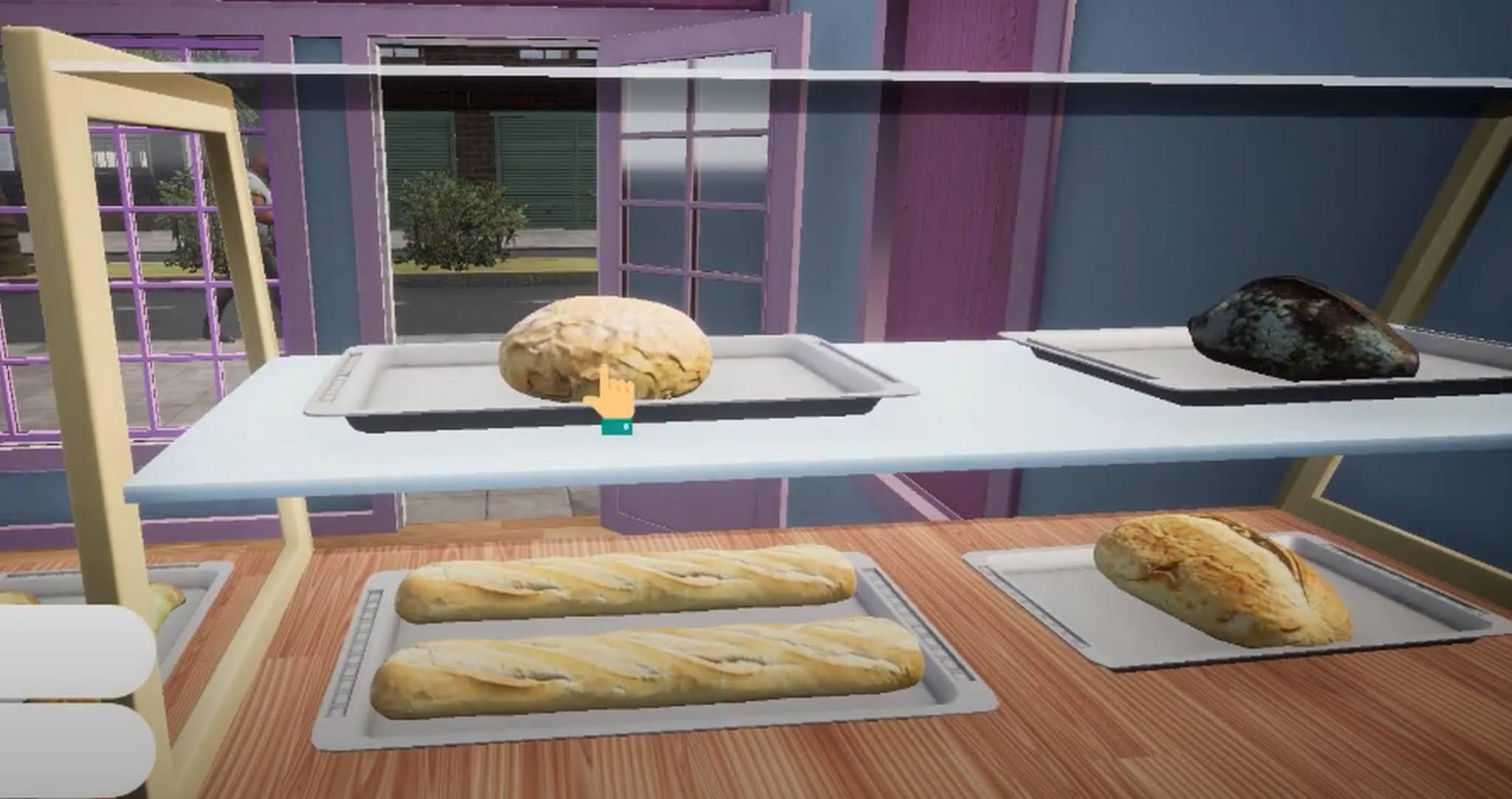 Bakery Shop Simulator Ürünler