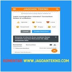 Review Website Jagoantekno.com