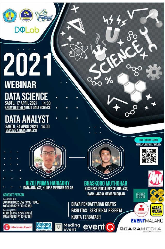 Webinar - Data Science & Data Analyst