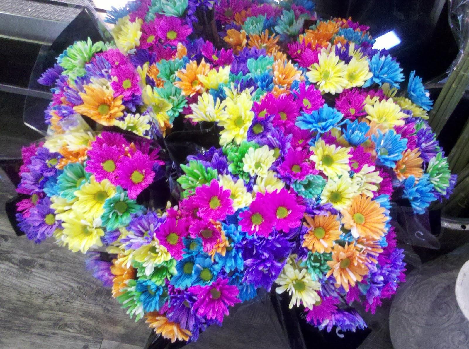 Bright Neon Colors Flowers | www.pixshark.com - Images ...