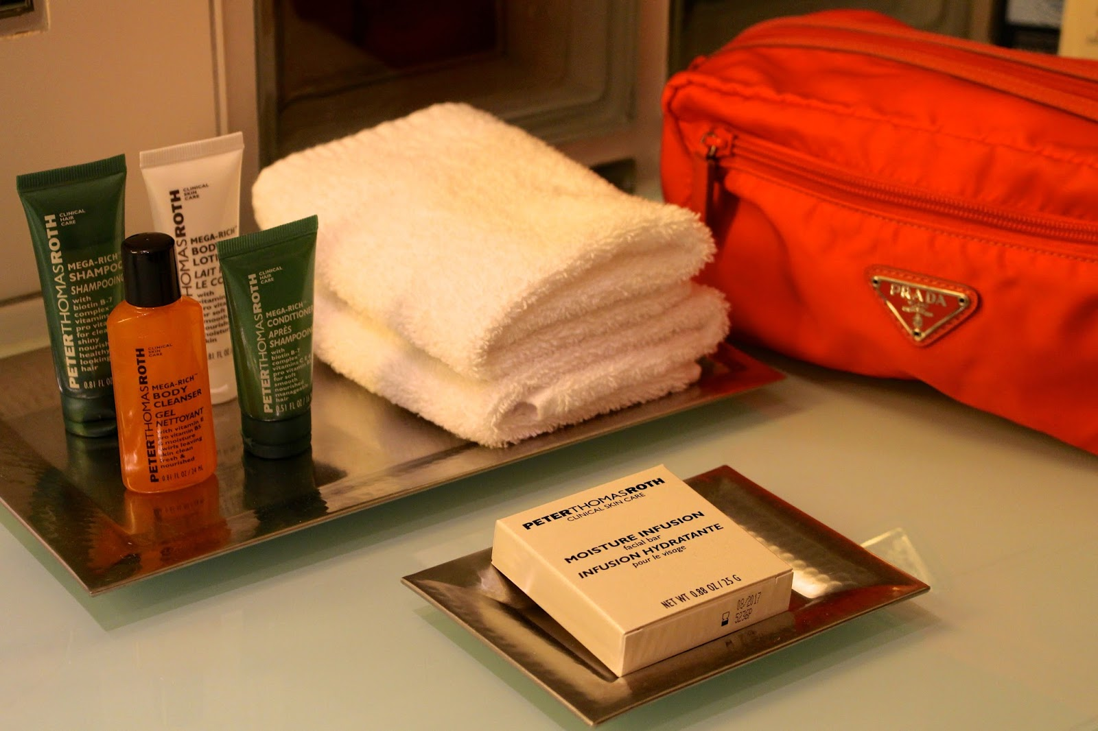 Hilton Cologne Hotel Toiletries