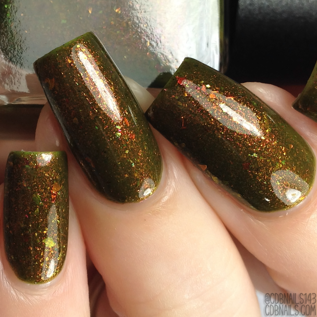 Night Owl Lacquer-Idjits