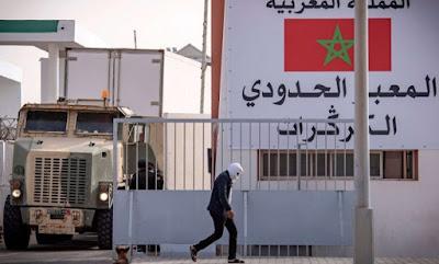 ضربة جديدة للخصوم ، المغرب وموريتانيا يستعدان لبناء معبر حدودي جديد