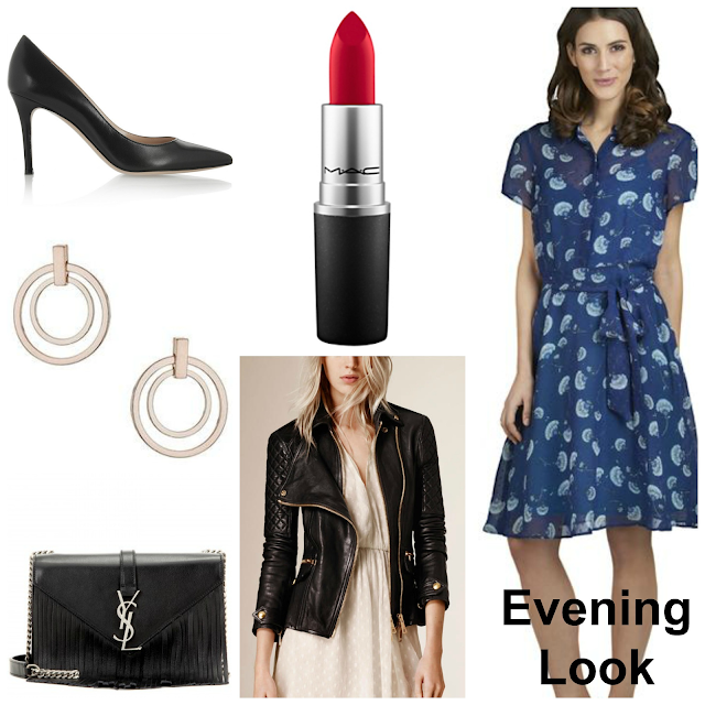 Evening look for bar or pub with TM Lewin