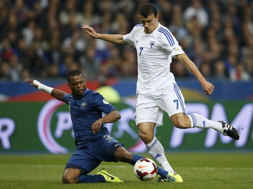 تعرف على موعد مباراة فرنسا أمام فنلندا والقنوات الناقلة لها