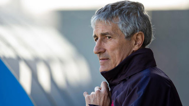'We want to be chasing the title until the end - Setien