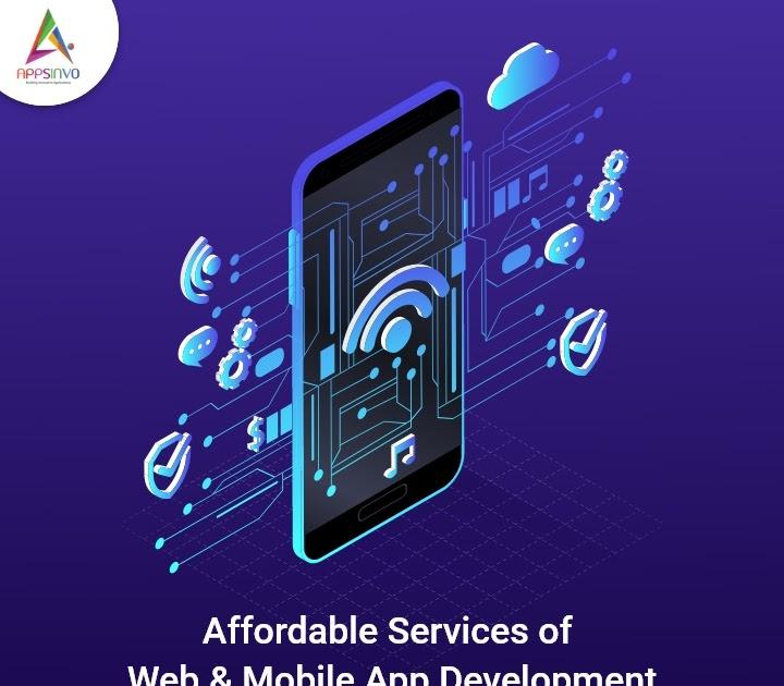 Appsinvo :: Affordable Services of Web & Mobile App Development