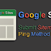 Google Sites: Cara Submit Sitemap