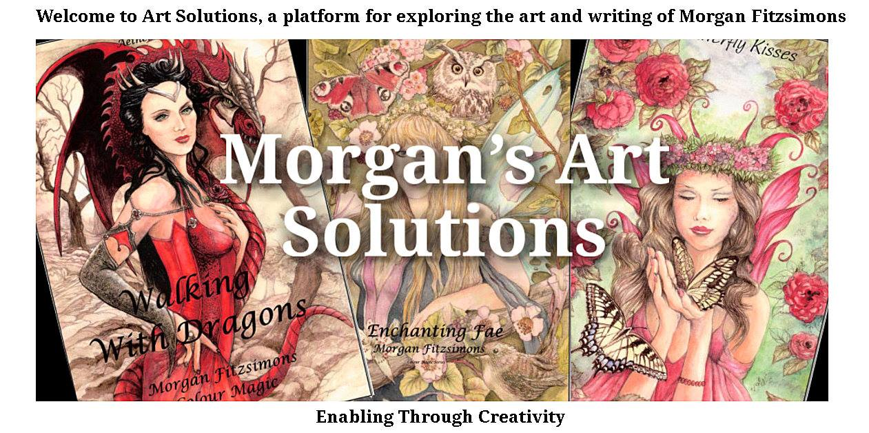 Morgans Colouring Books are also available here