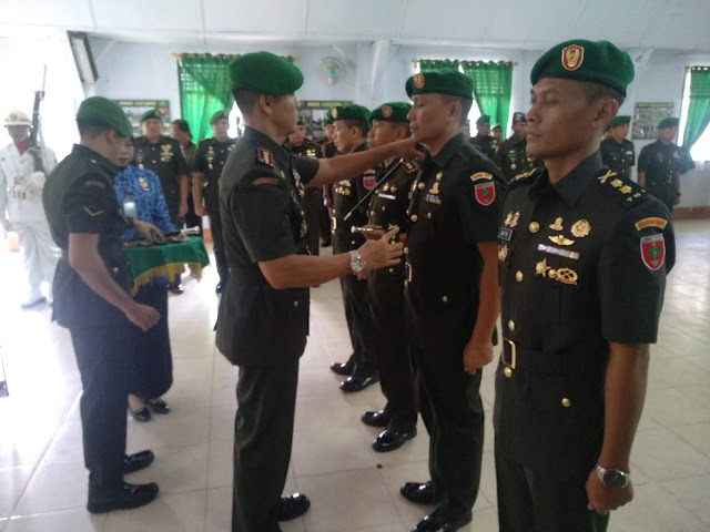 Setijab Kodim Wajo dan Bulukumba, Danrem 141/Tp Tegaskan TNI Harus Netral
