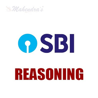 Reasoning PDF for 3 in 1 Class for SBI Clerk Prelims | 12-04-18