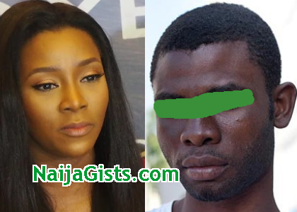 genevieve nnaji secret boyfriend