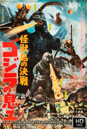 El Hijo De Godzilla [1080p] [Castellano-Japones] [MEGA]